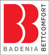 BADENIA-Bettcomfort Logo